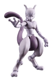 Pokken: Variable Action Heroes - Mewtwo Action Figure