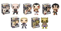 Tekken - Pop! Vinyl Bundle