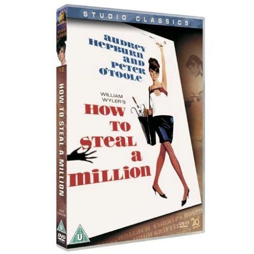 How To Steal A Million on DVD image