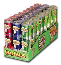 Warheads Super Sour Spray 20ml image