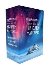 His Dark Materials Trilogy Boxed Set (Golden Compass) by Philip Pullman