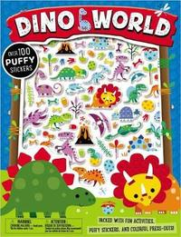Puffy Stickers Dino World by Make Believe Ideas, Ltd.