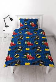 Lego Batman Hero Duvet Set - Single image