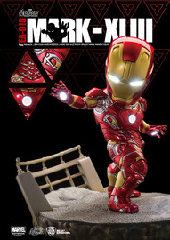 Marvel: Iron Man (Mark XLIII) - Egg Attack Statue