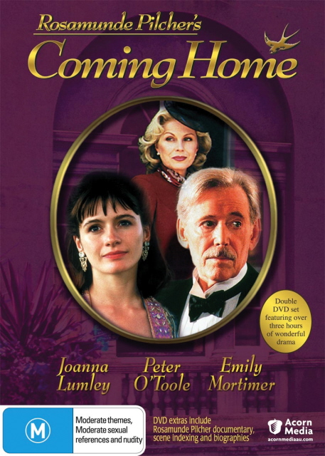 Coming Home (Rosamunde Pilcher's) (2 Disc Set) on DVD image