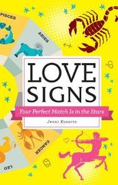 Love Signs by Aliza Kelly Faragher image