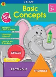 I Know Basic Concepts by Brighter Child image