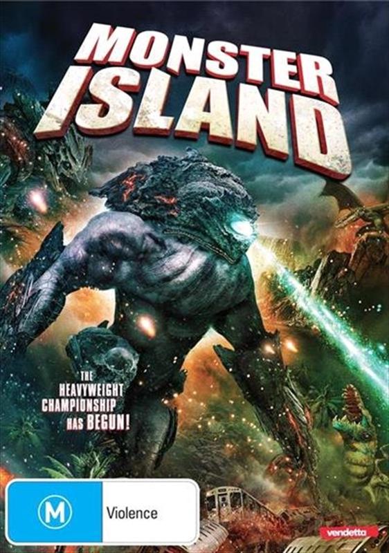 Monster Island on DVD
