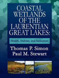 Coastal Wetlands of the Laurentian Great Lakes by Thomas P Simon image