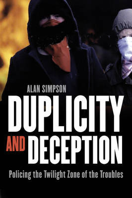 Duplicity and Deception by Alan Simpson image