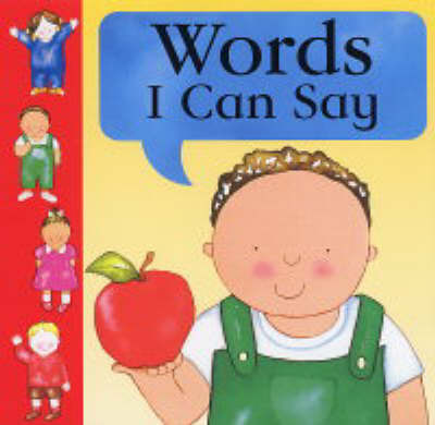 Words I Can Say by Ann Locke image
