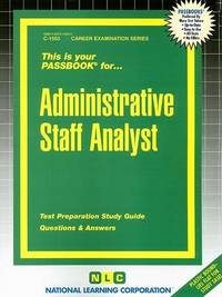 Administrative Staff Analyst image
