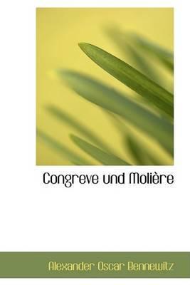 Congreve Und Moliaure by Alexander Oscar Bennewitz image