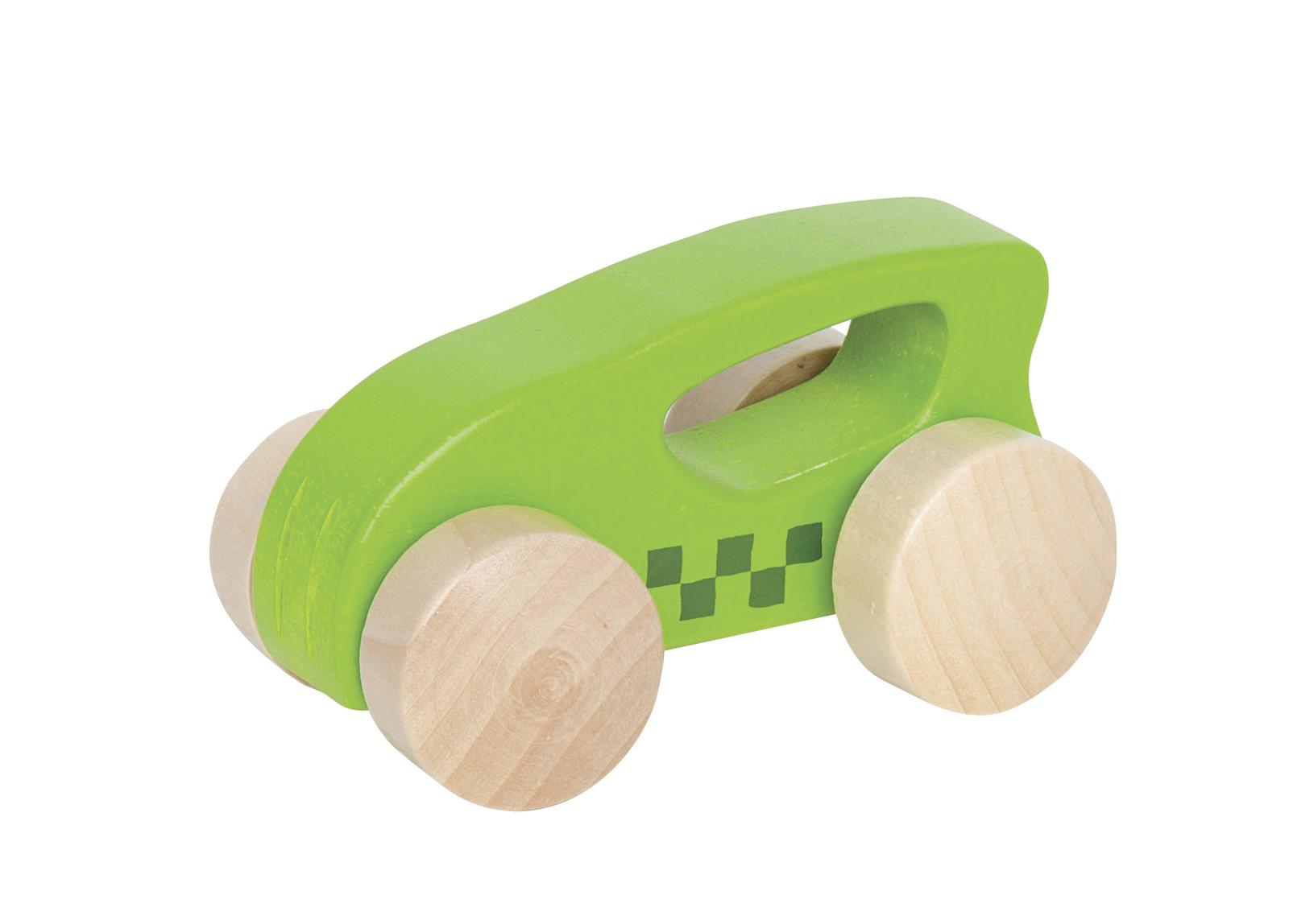 Hape: Little Auto Wooden Car - Assorted image