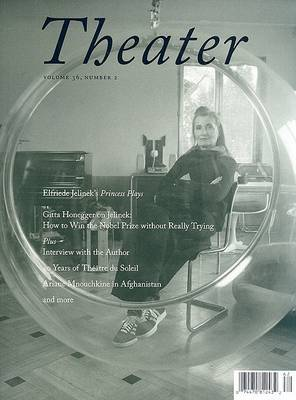 Elfriede Jelinek s Princess Plays by Tom Sellar