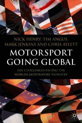 Motorsport Going Global by Nick Henry image