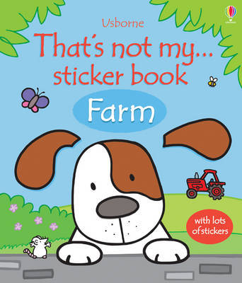 That's Not My...Farm Colouring Book by Fiona Watt image