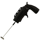 Shaped Whisk Gun - Black