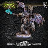 Hordes: Legion of Everblight - Azrael Nephilim Heavy Warbeast