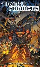 Transformers Robots In Disguise Volume 2 by John Barber