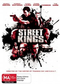 Street Kings on DVD