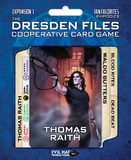 The Dresden Files Cooperative Card Game: Expansion 1 - Fan Favorites