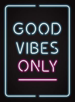 Good Vibes Only by Summersdale image