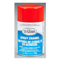 Model Master: Enamel Aerosol - Bright Red image