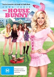 The House Bunny on DVD
