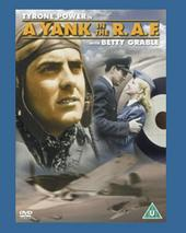Yank In The R.A.F., A on DVD