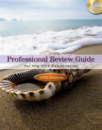 Professional Review Guide for the CCS Examination: 2008 by Patricia Schnering image