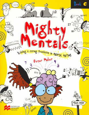 Mighty Mentals: Bk. C by Peter Maher image