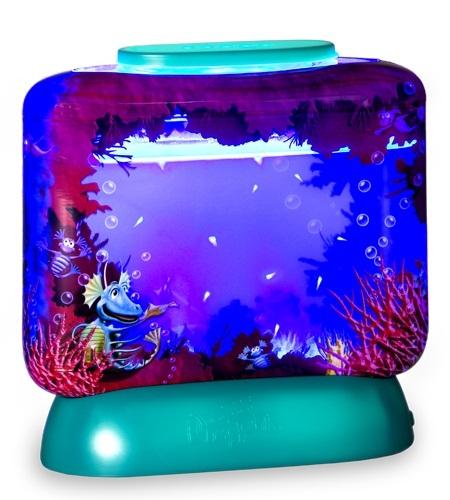 Aqua Dragons - Deep Sea Habitat with LED Lights image
