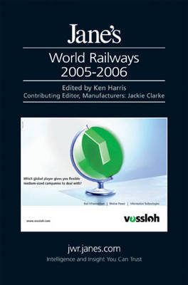 Jane's World Railways by Ken Harris