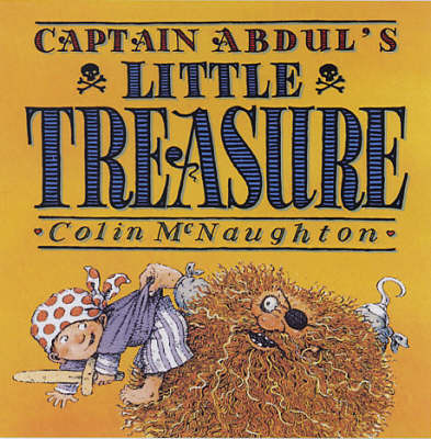 Captain Abdul's Little Treasure by Colin McNaughton