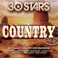 30 Stars: Country by Various image