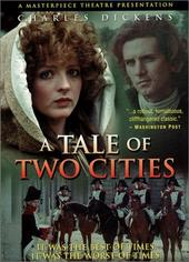 A Tale Of Two Cities - Vhs on DVD