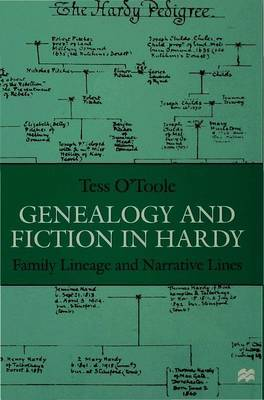 Genealogy and Fiction in Hardy by Tess O'Toole image