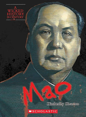 Mao Zedong by Kimberley Burton Heuston