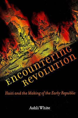 Encountering Revolution by Ashli White image