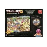 Wasgij: Original 24 1000 Piece Jigsaw Puzzle - A very merry holiday