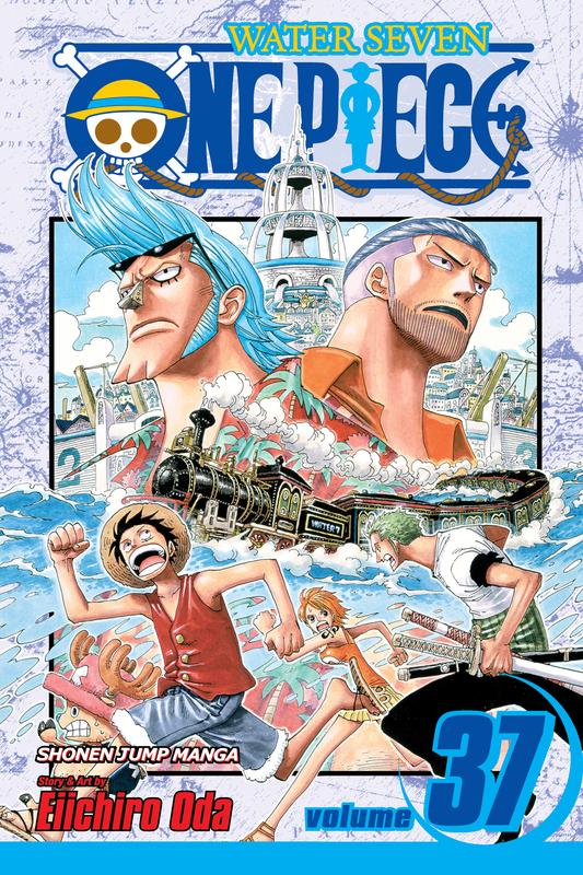 One Piece, Vol. 37 by Eiichiro Oda