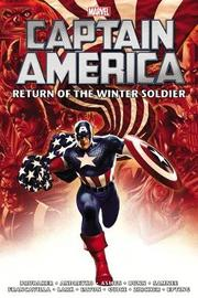 Captain America: Return Of The Winter Soldier Omnibus by Ed Brubaker