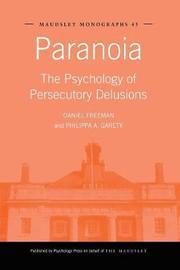 Paranoia by Daniel Freeman