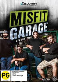 Misfit Garage: Season 2 on DVD
