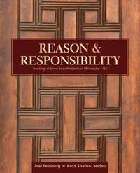 Reason and Responsibility by Joel Feinberg