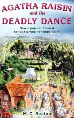 Agatha Raisin and the Deadly Dance by M.C. Beaton image