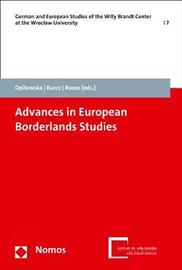 Advances in European Borderlands Studies image