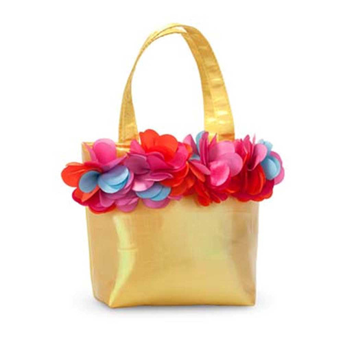 Pink Poppy: Forever A Princess Handbag - Yellow