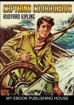 Captains Courageous by Rudyard Kipling image
